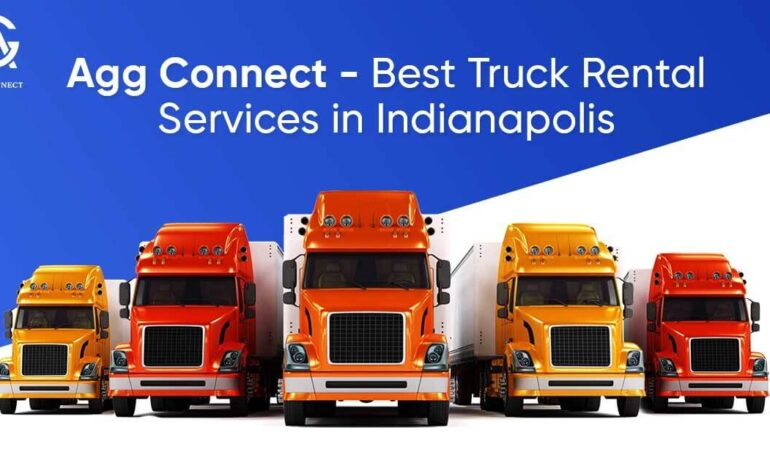 Agg Connect - Best Truck Rental Services in Indianapolis