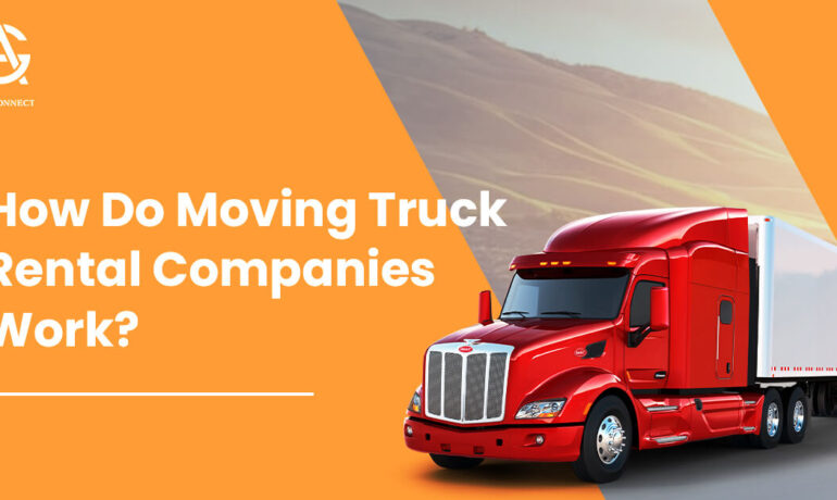 Agg Connect - How do moving truck rental companies work
