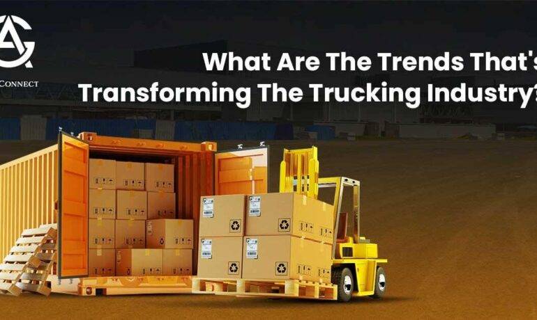 Agg Connect | Trucking Industry Trends